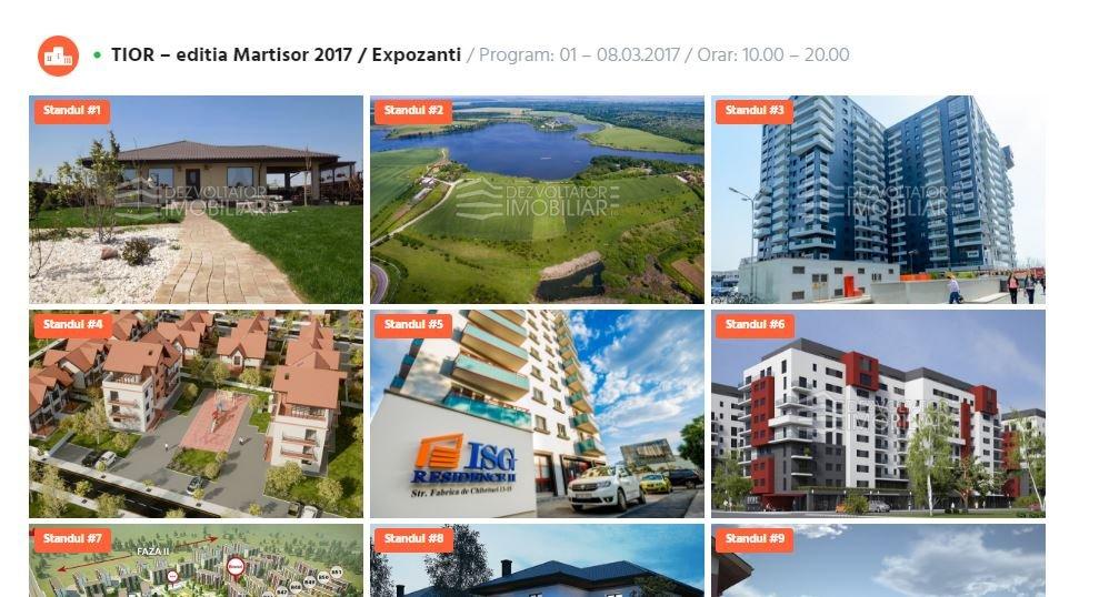 Mai ai timp 3 zile sa beneficiezi de ofertele de la TIOR – Targul Imobiliar Online Roman (VIDEO) - Targ Imobiliar Online Roman