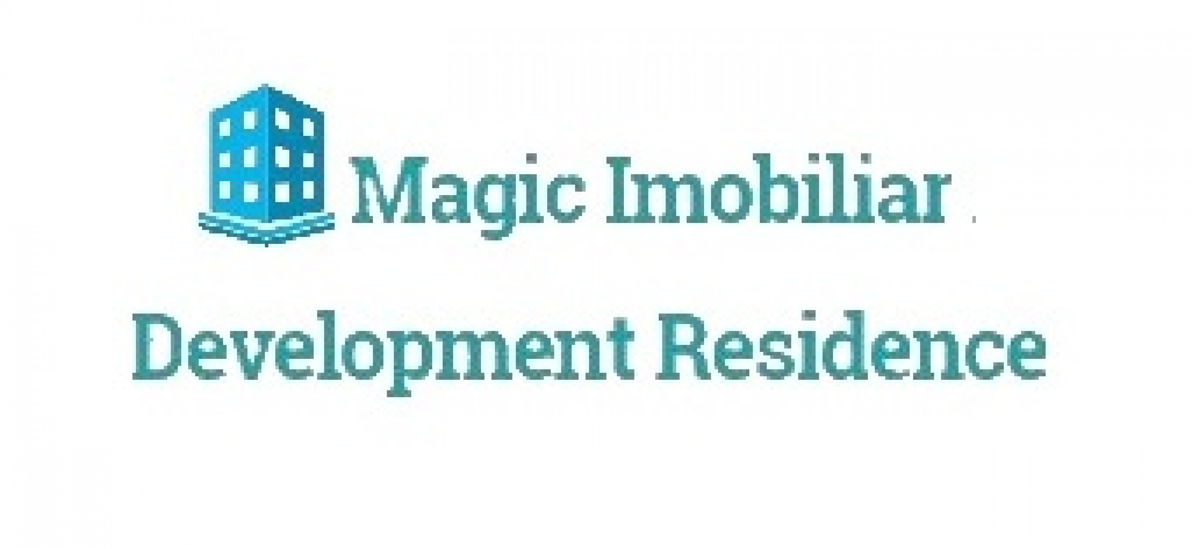 Logo Magic Residence Magurele