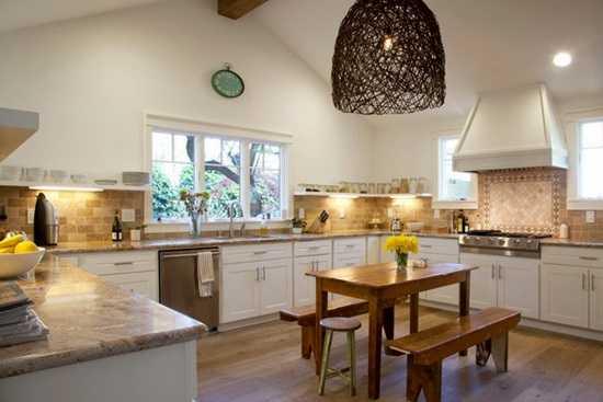 Casa perfecta pentru persoanele senine: eleganta si confort