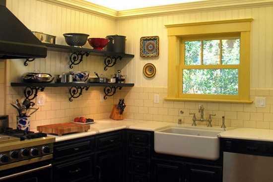 O bucatarie in stil victorian