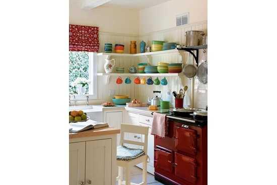 Cum alegi culoarea potrivita pentru o bucatarie mica?
