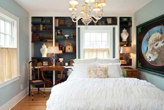 Dormitoare si carti – ce iti poti dori mai mult?