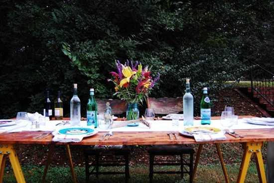 Organizarea unei petreceri de vara acasa