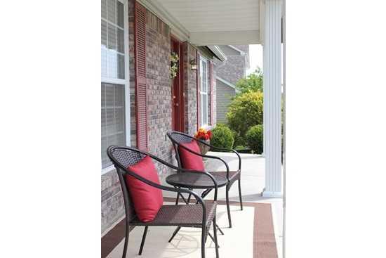 Amenajarea verandei in stiluri originale