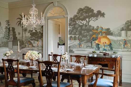 Schimbari marunte pentru un dining spectaculos
