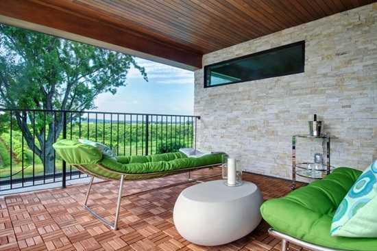 Moduri de amenajare a terasei