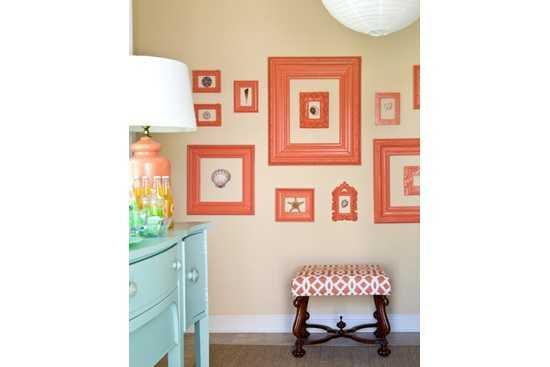 Moduri creative de a decora peretii