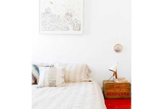 Masuta de langa pat – un detaliu discret si util