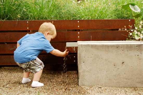Adapteaza-ti gradina spre binele unui copil