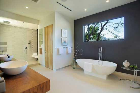 Paradisul privat: o baie moderna