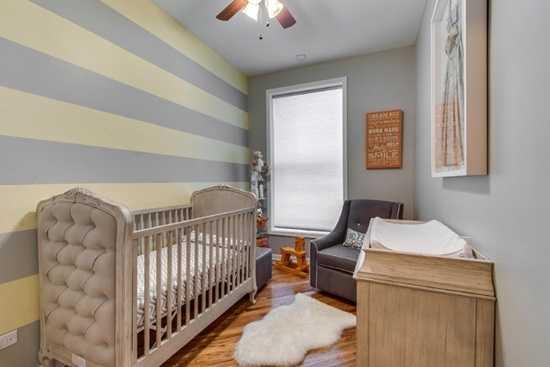 Elemente decorative deosebite pentru camera bebelusului