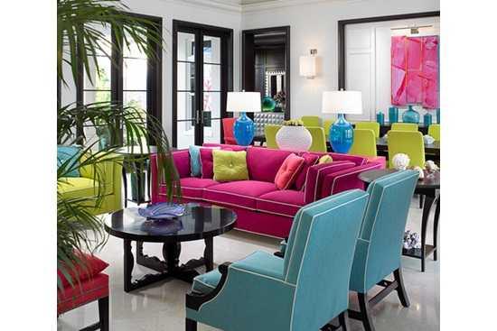 Despre alegerea culorilor intr-o casa