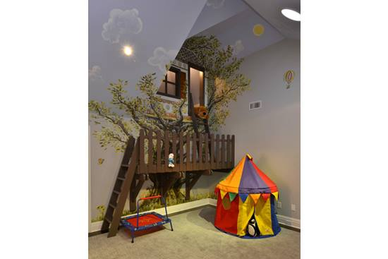 Camere de copii inspirate si inspirationale
