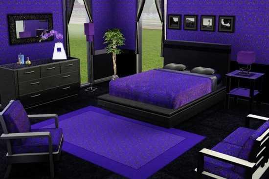 O singura culoare pentru vise si dormitoare