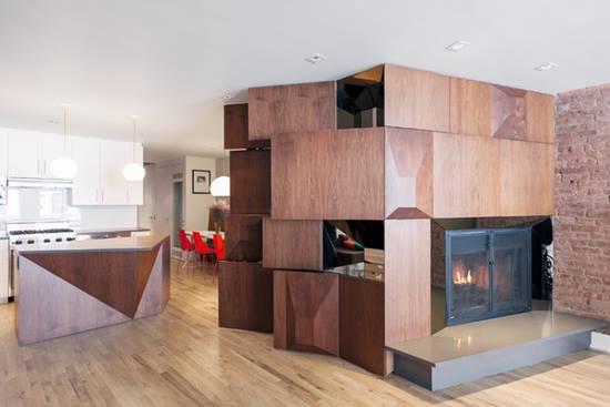 Case cu spatii magice de depozitare