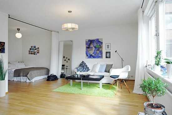 Apartamentul ideal pentru un barbat