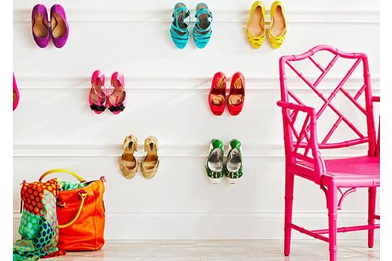 Idei organizatorice pentru fashioniste