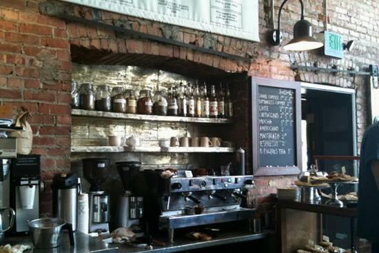 Ce-i aici? Cafenea sau bucatarie?