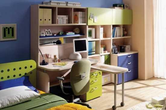 Idei nemuritoare pentru amenajarea camerei copiilor