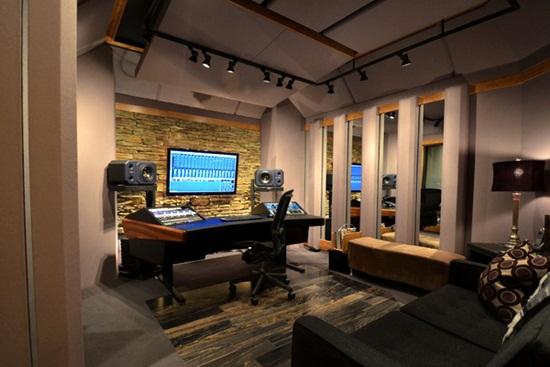 Despre amenajarea unui studio audio