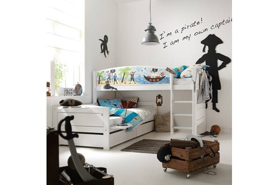 Pentru copii, camere tematice