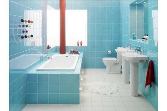 curatenie in baie