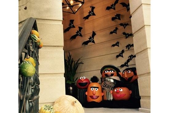 Halloween, in chip nou