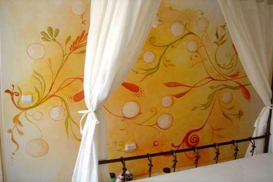 Decorarea pereţilor: tapet vs. var lavabil