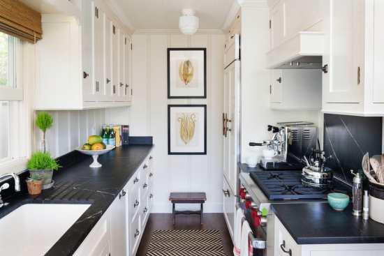 Pasi pentru o bucatarie mai eleganta