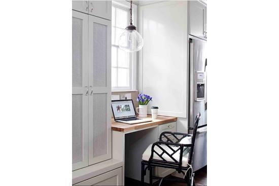 Un birou frumos acasa