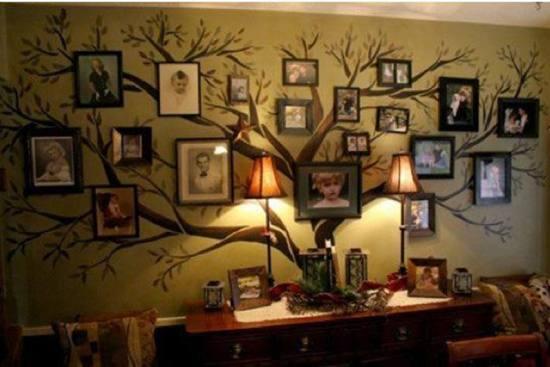 O idee draguta pentru familie – arborele genealogic