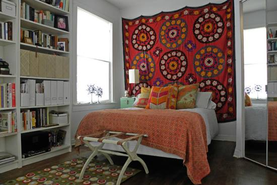 Cum realizezi un dormitor boem?