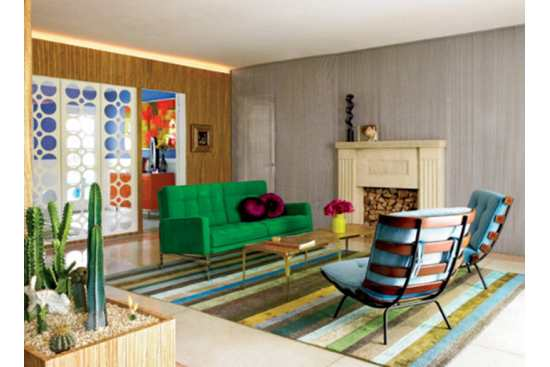 Alege culorile potrivite pentru un interior impresionant