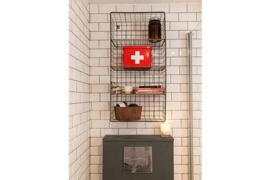 Cum iti organizezi lucrurile in baie?