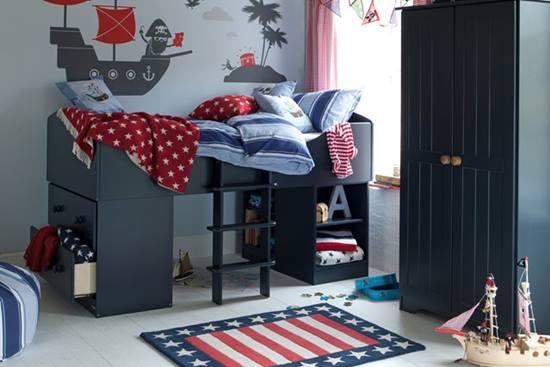 Idei simpatice si de bun gust pentru camera copiilor