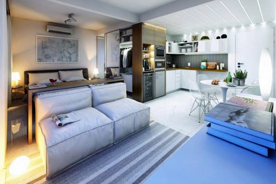 Cum sa amenajezi apartamente de 30 mp?