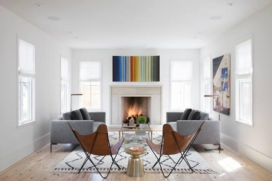 Avantajele unei case simetrice