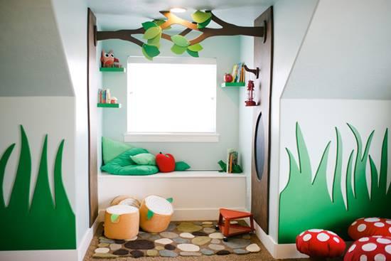 O camera plina de inspiratie - pentru copii sau pentru oameni mari?