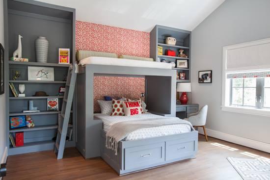Pentru copii: o camera cu de toate