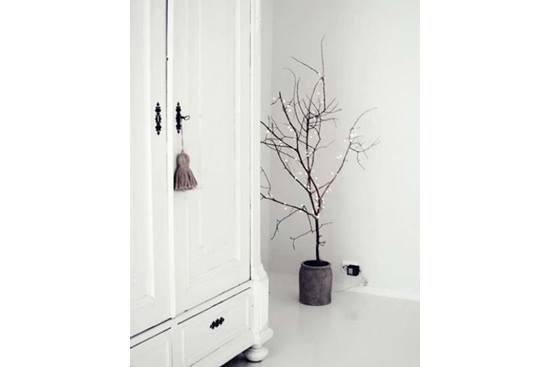Deco: un Craciun minimalist