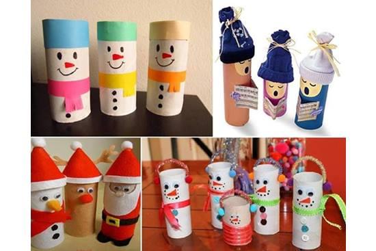Ornamente handmade pentru Craciun