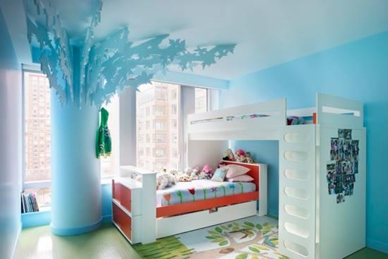 Camere pentru copii inspirate de Disney
