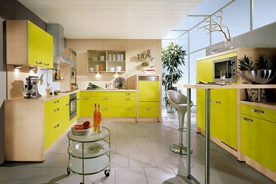 Alege o culoare pentru bucataria ta!