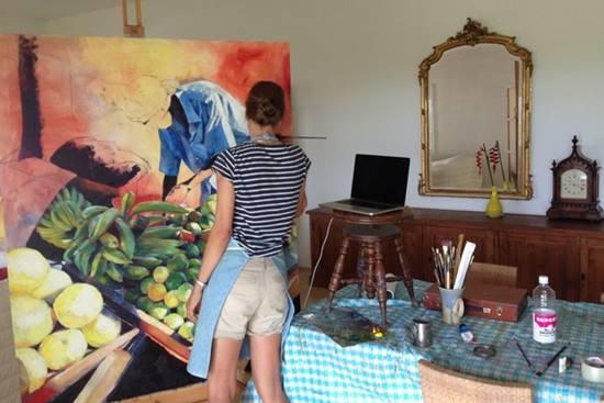 Amenajarea unui atelier acasa
