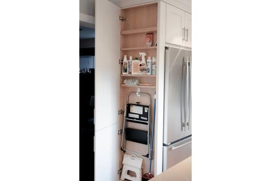 Organizarea dulapului de serviciu