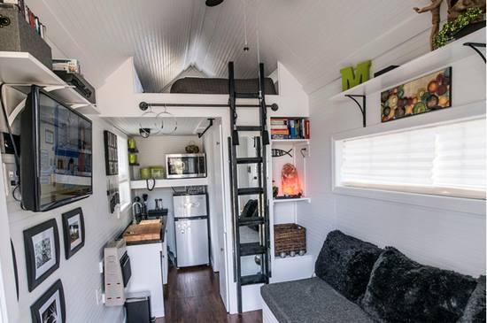 Cum mobilezi un studio?