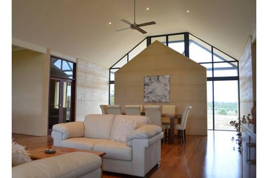 Geometrizarea decorului interior