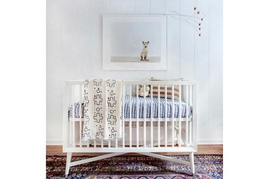 Din dressing in camera pentru bebelus
