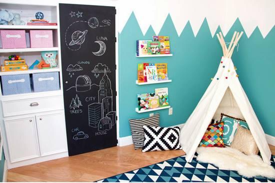 Culori si lucru manual pentru copii