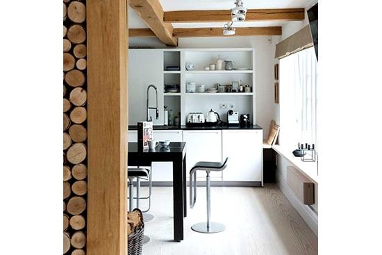 Bucatarii moderne in stiluri diferite